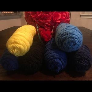 6 yarn bundle deal